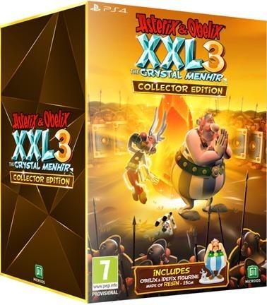 Asterix & Obelix XXL 3: The Crystal Menhir - Collectors Edition (PS4)