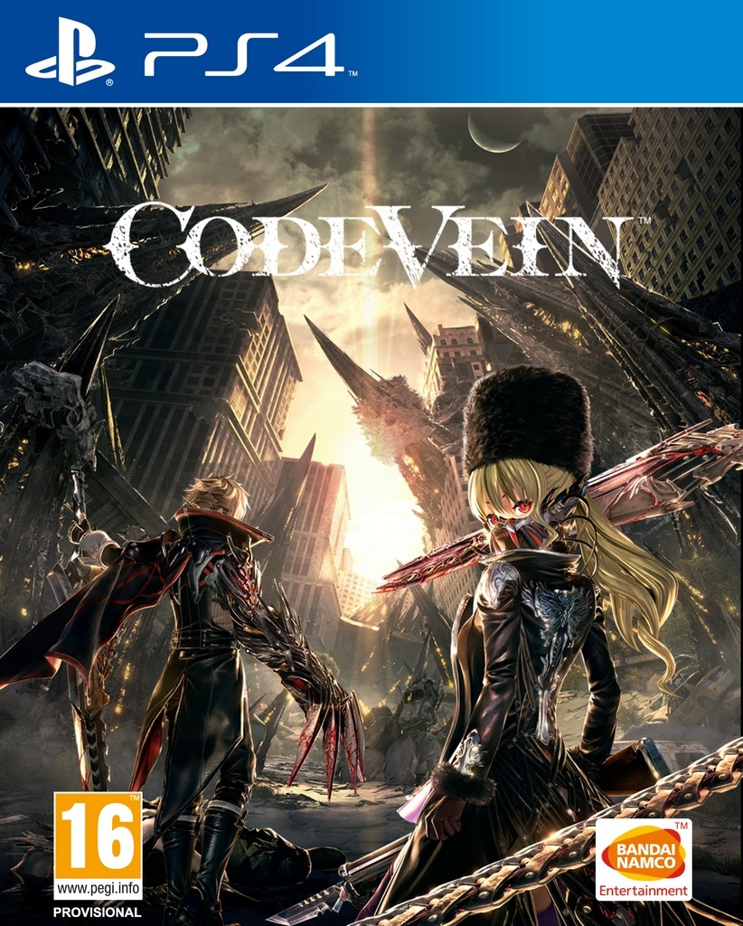 Code Vein BAZAR (PS4)