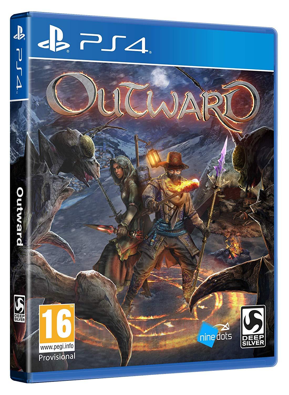 Outward BAZAR (PS4)