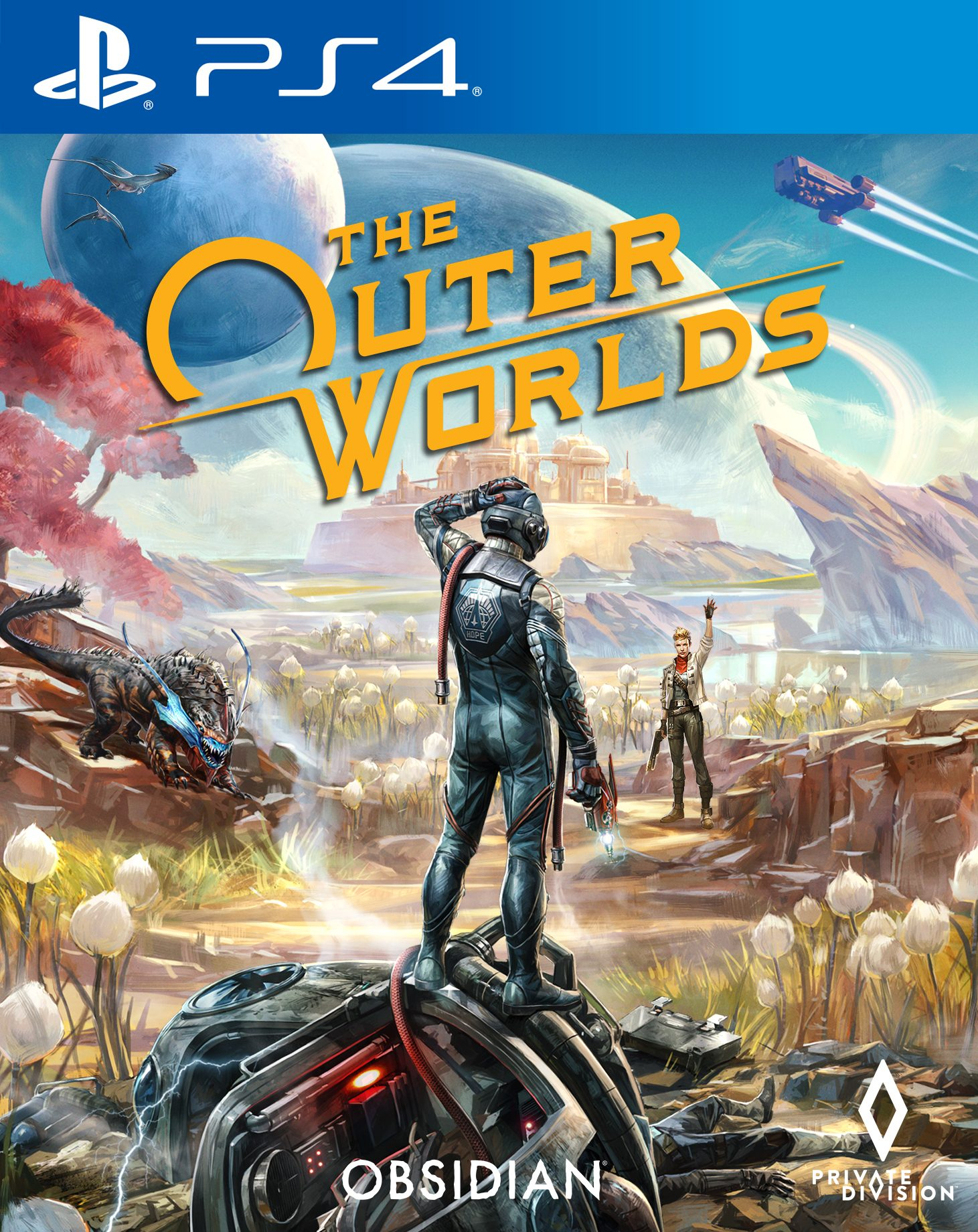 The Outer Worlds BAZAR (PS4)