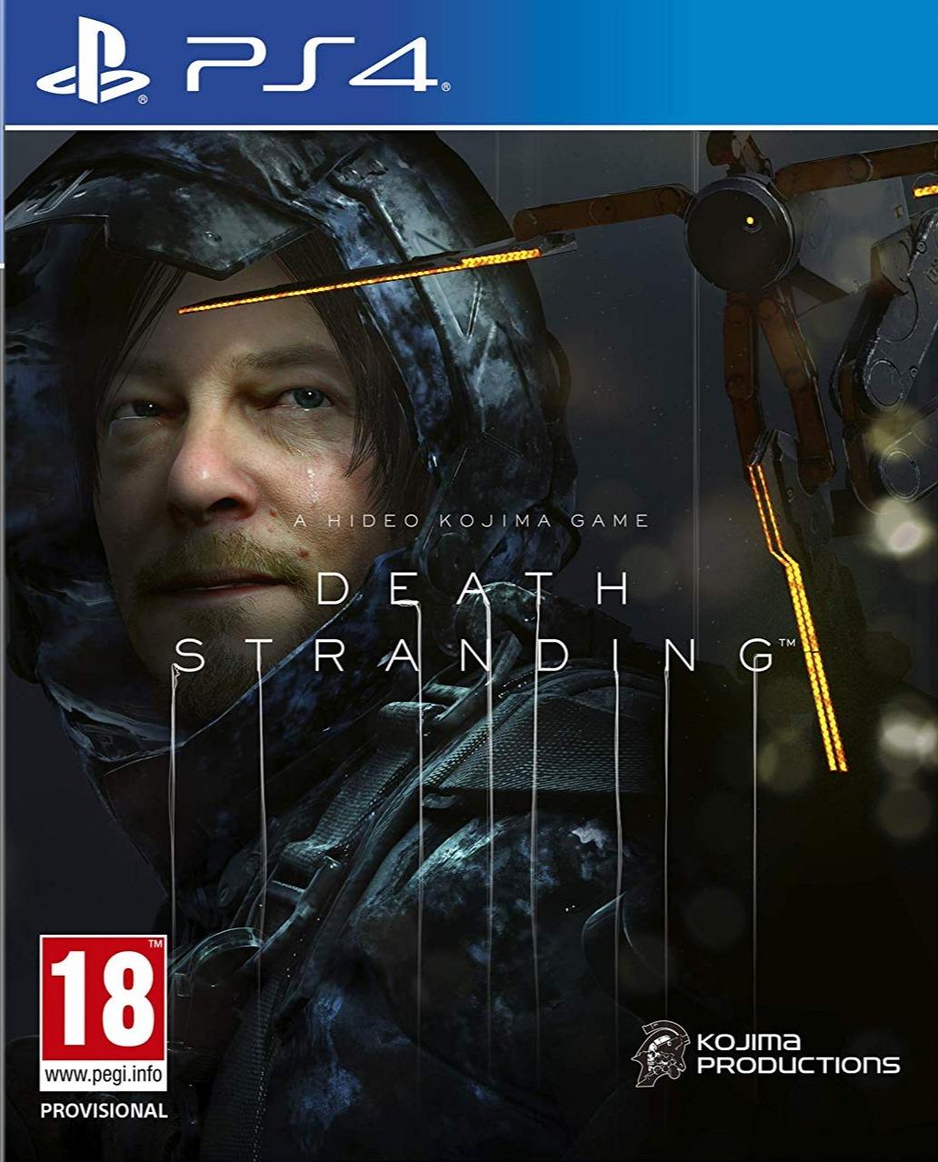 Death Stranding BAZAR (PS4)