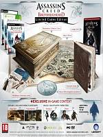 Assassins Creed: Brotherhood - Limited Codex Edition (PS3)