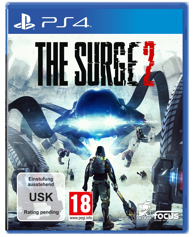 The Surge 2 BAZAR (PS4)