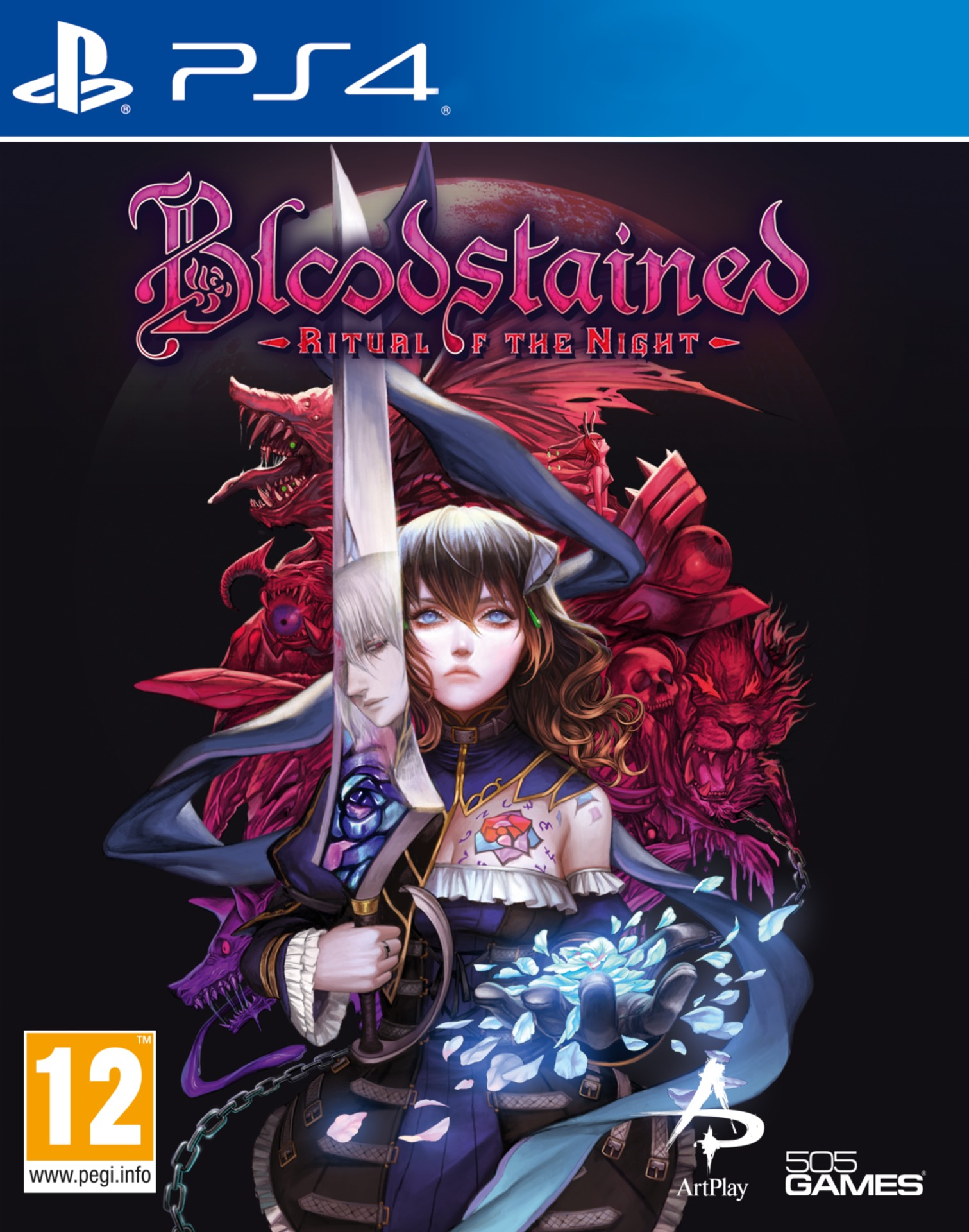 Bloodstained: Ritual of the Night BAZAR (PS4)