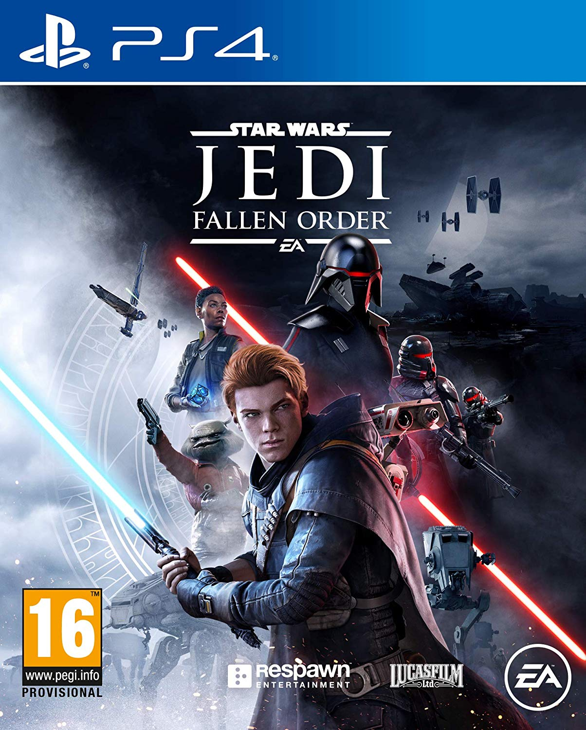 Star Wars Jedi: Fallen Order BAZAR (PS4)