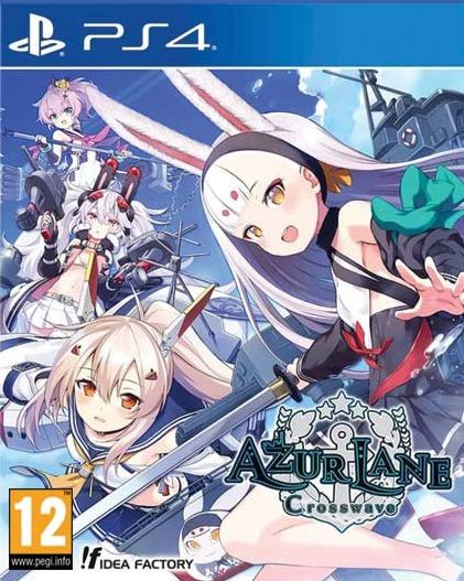 Azur Lane: Crosswave (Commander's Calendar Edition) (PS4)