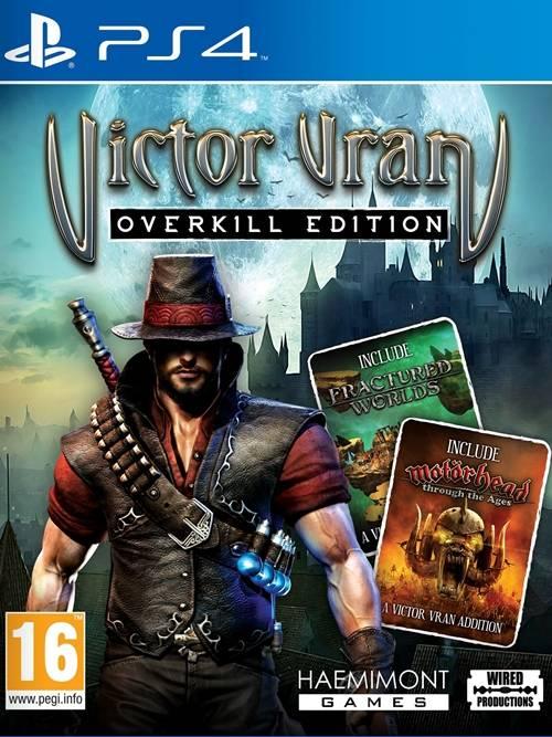 Victor Vran: Overkill Edition BAZAR (PS4)