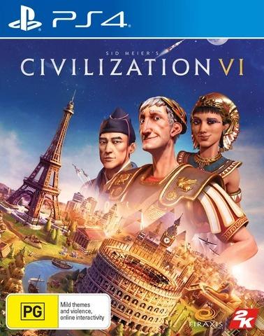 Civilization VI BAZAR (PS4)