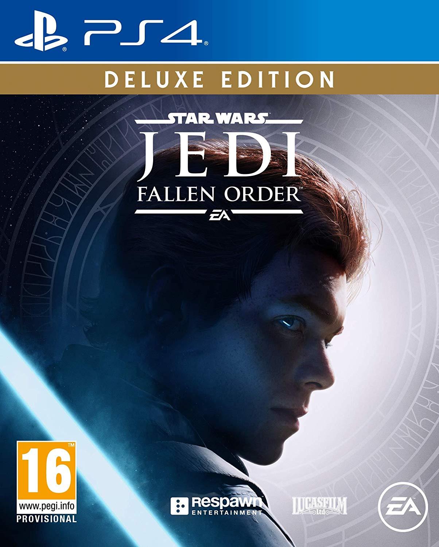 Star Wars Jedi: Fallen Order - Deluxe Edition BAZAR (PS4)