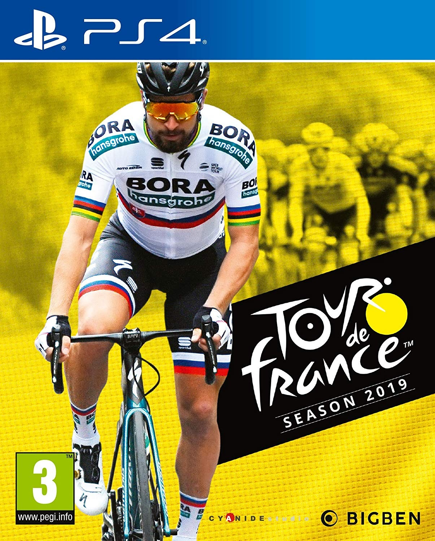 Tour de France 2019 BAZAR (PS4)