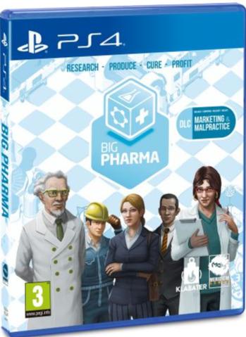 Big Pharma Special Edition (PS4)