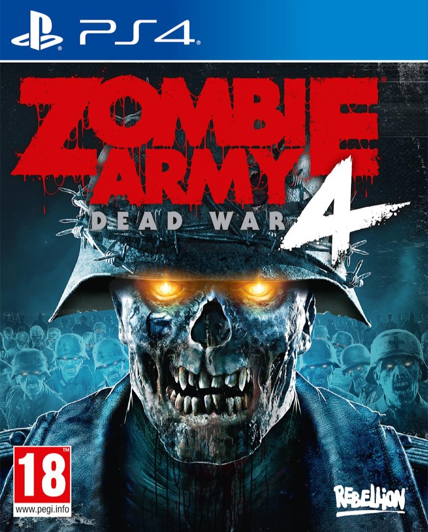 Zombie Army 4: Dead War BAZAR (PS4)