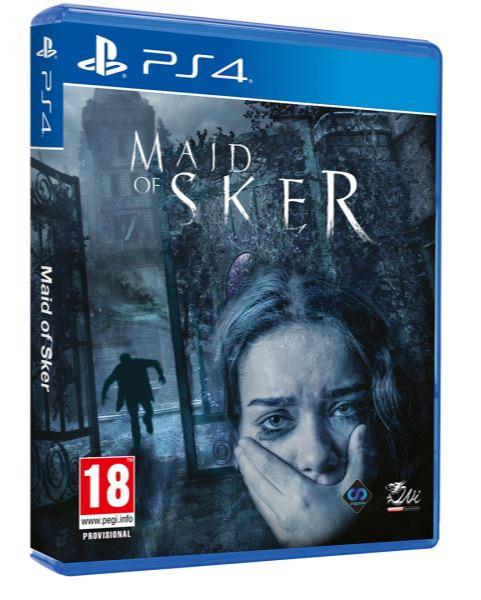 Maid of Sker (PS4)