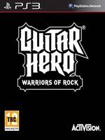Guitar Hero: Warriors of Rock + kytara (PS3)
