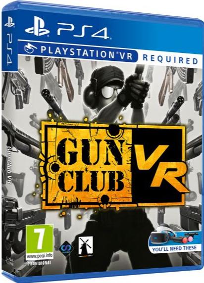 Gun Club VR (PS4)