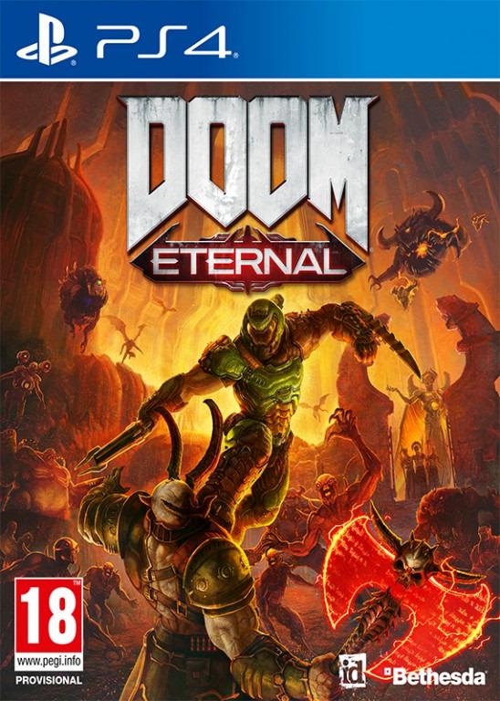 DOOM: Eternal BAZAR (PS4)