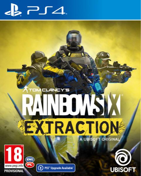 Rainbow Six: Quarantine (PS4)