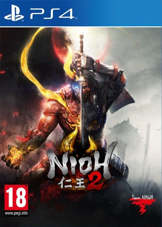 Nioh 2 BAZAR (PS4)
