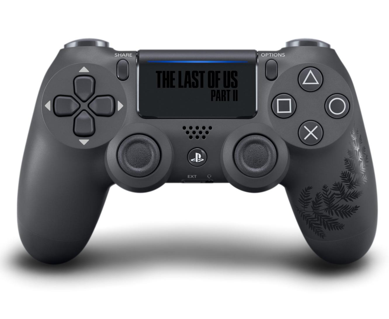 DualShock 4 ovladač - The Last of Us Part II Limited Edition (PS4)