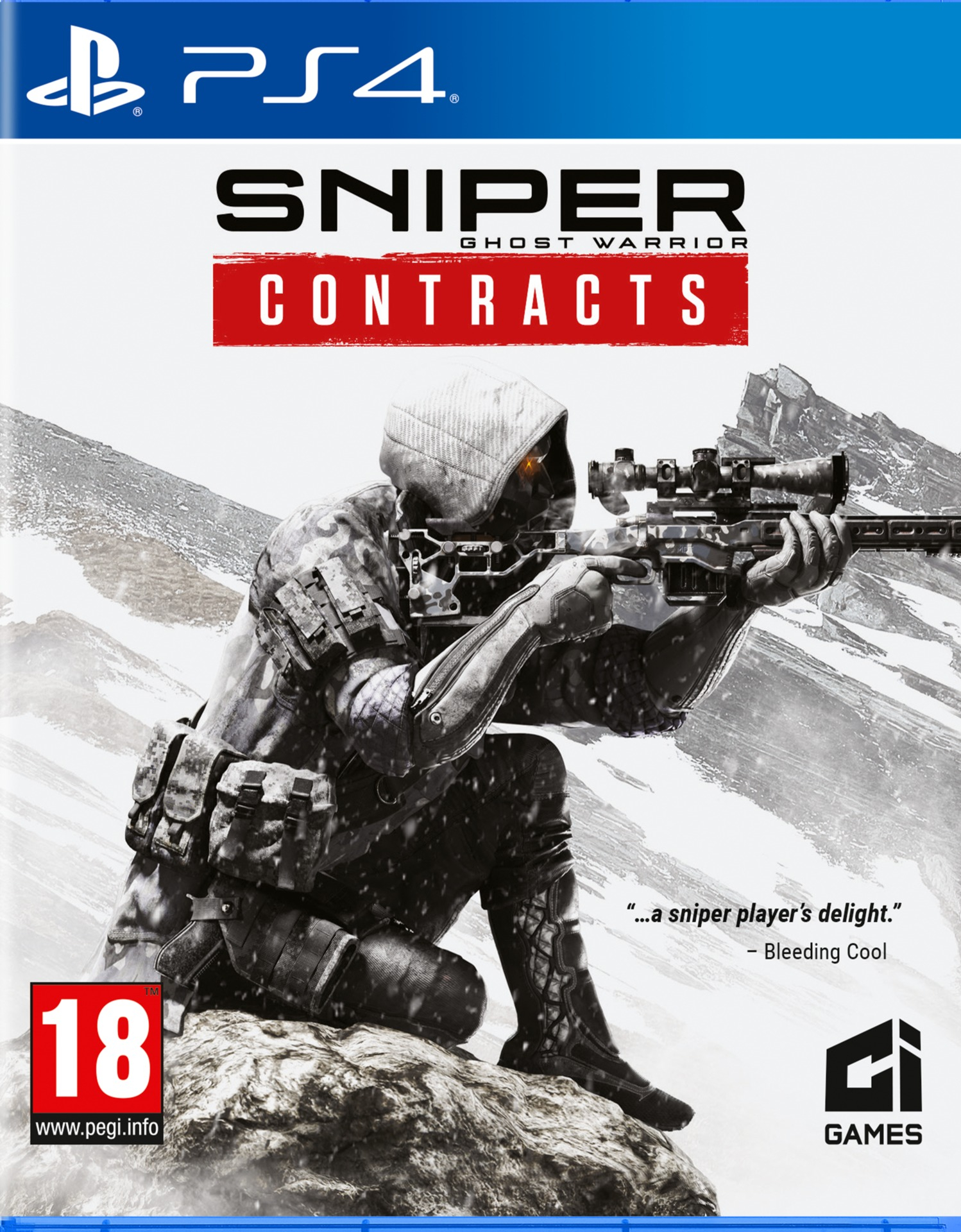 Sniper: Ghost Warrior Contracts BAZAR (PS4)