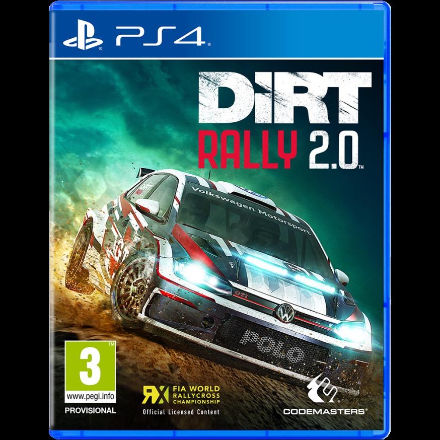 DiRT Rally 2.0 BAZAR (PS4)
