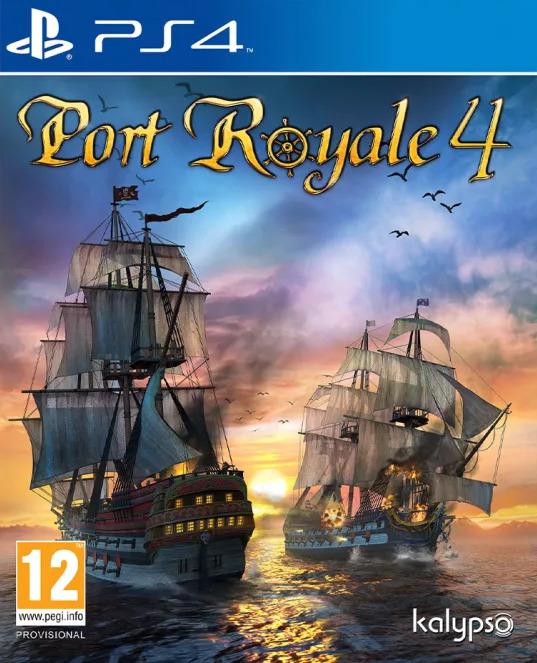 Port Royale 4 (PS4)