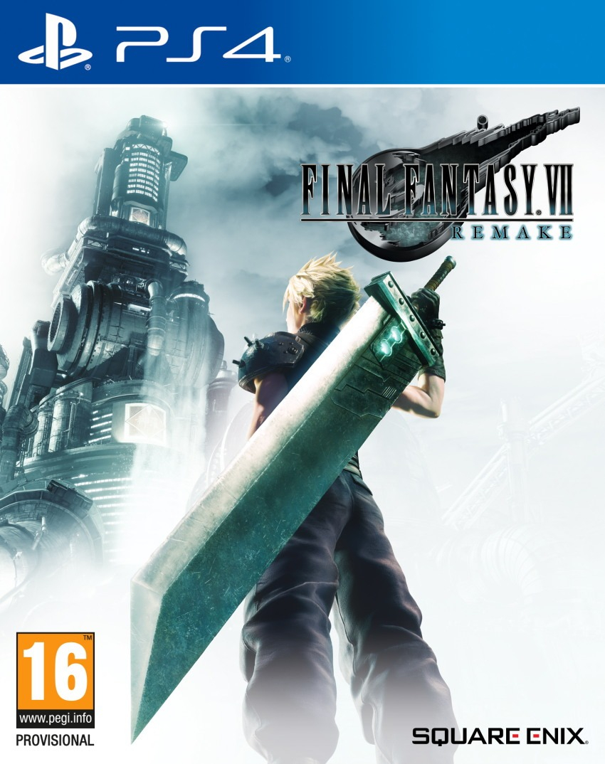 Final Fantasy VII Remake BAZAR (PS4)