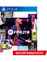 FIFA 21 (+ upgrade na PS5) (PS4)