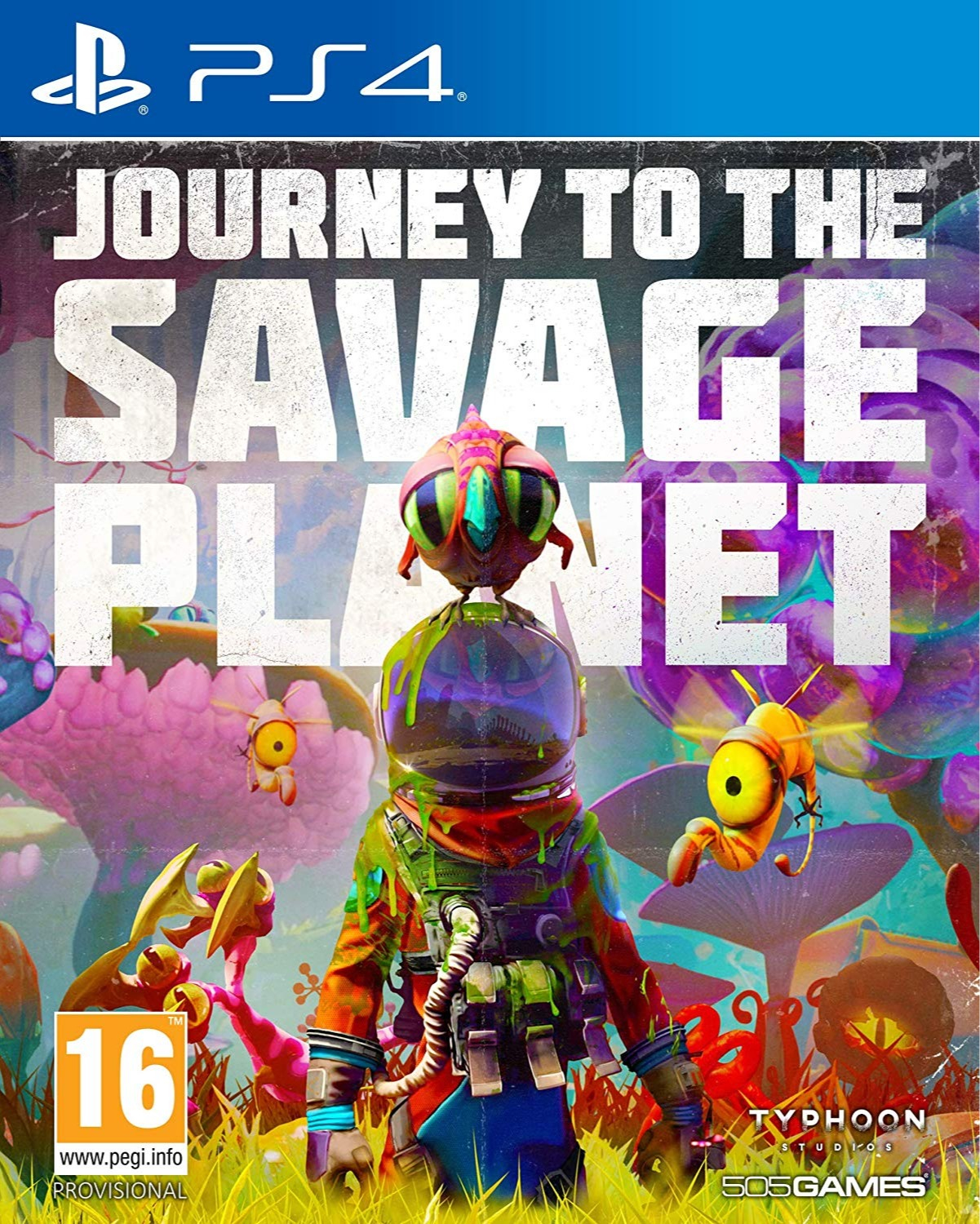 Journey To The Savage Planet BAZAR (PS4)