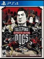 Sleeping Dogs: Definitive Edition BAZAR (PS4)
