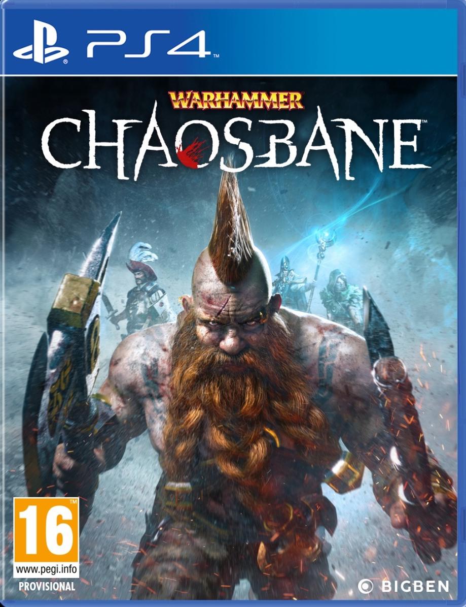 Warhammer: Chaosbane BAZAR (PS4)