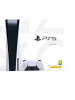 Konzole PlayStation 5 825 GB - Bílá (PS5)