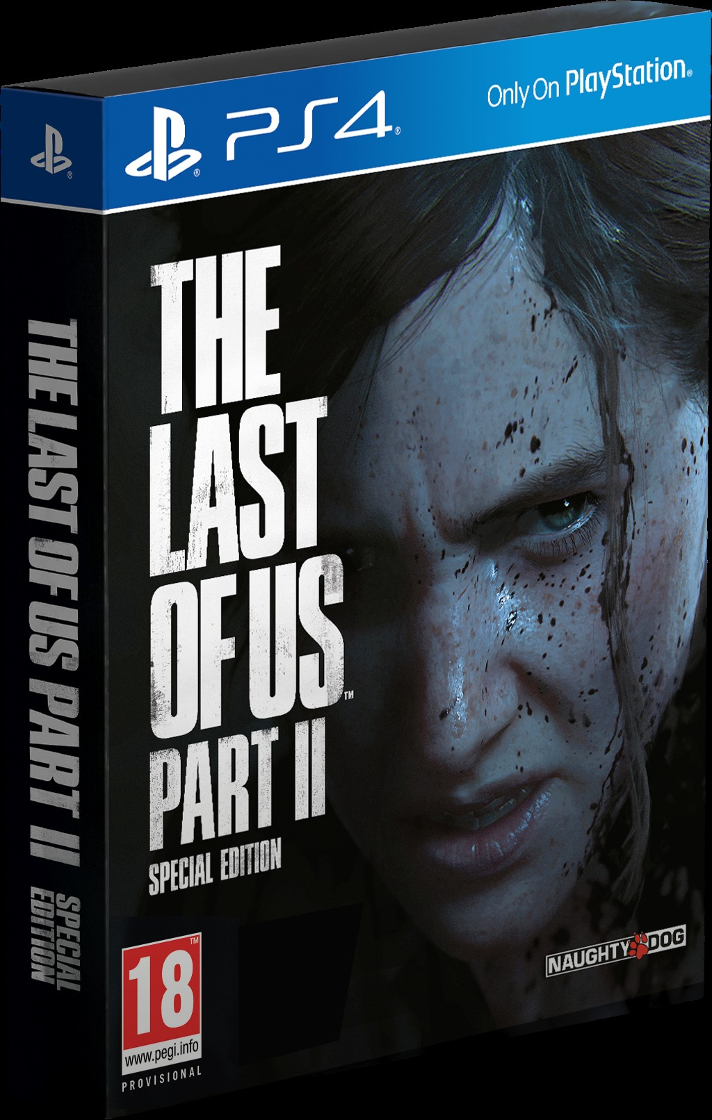 The Last of Us Part II - Special Edition BAZAR (PS4)