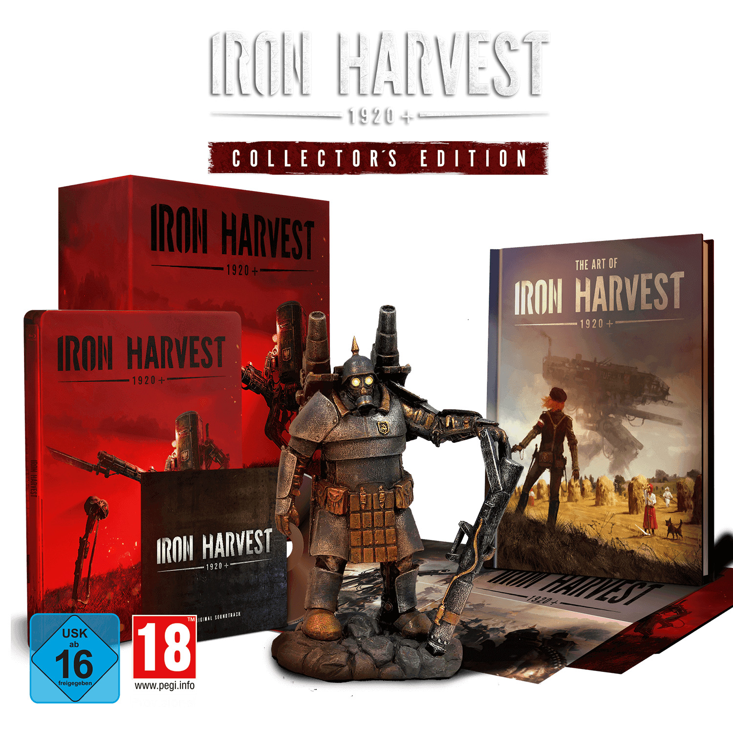 Iron Harvest - Collectors Edition (PS4)