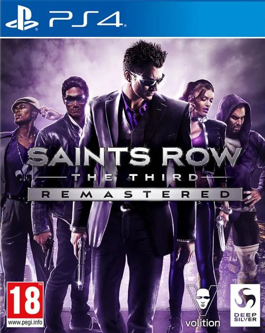 Saints Row: The Third - Remastered BAZAR (PS4)