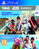 The Sims 4 + Star Wars: Výprava na Batuu