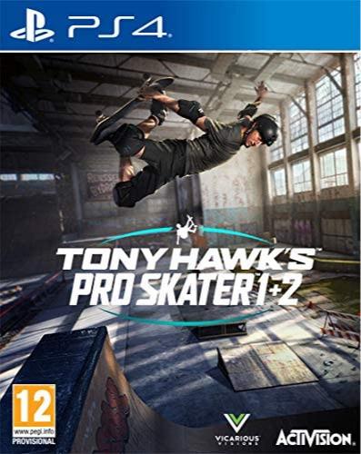 Tony Hawks Pro Skater 1 + 2 BAZAR (PS4)