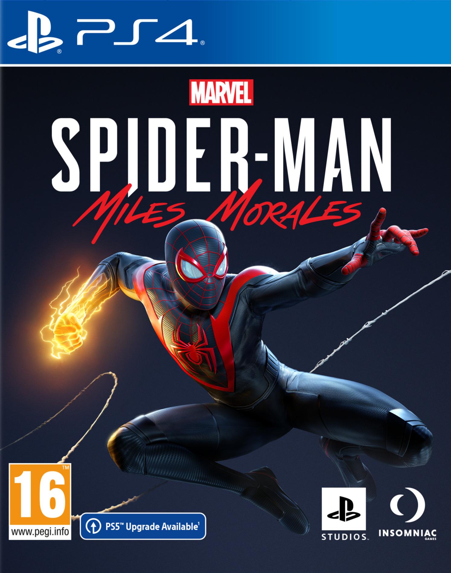 Spider-Man: Miles Morales (PS4)