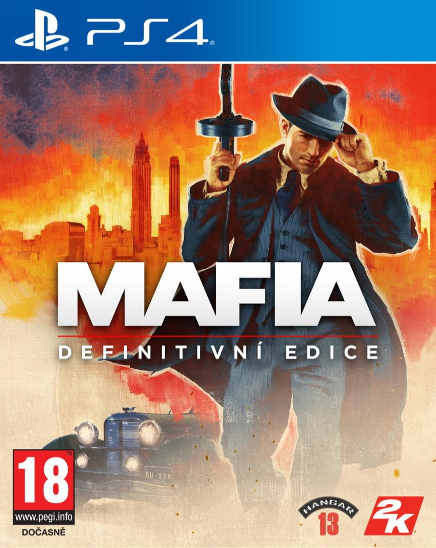 Mafia: Definitive Edition BAZAR (PS4)