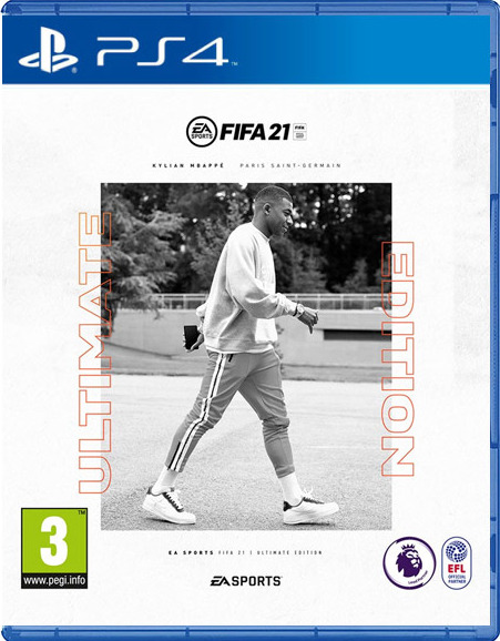FIFA 21 - Ultimate Edition (+ upgrade na PS5) BAZAR (PS4)
