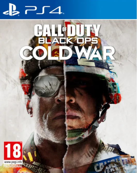 Call of Duty: Black Ops Cold War BAZAR (PS4)