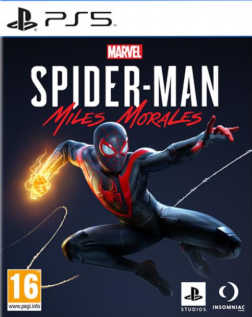 Spider-Man: Miles Morales BAZAR (PS5)