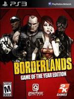 Borderlands Game of the Year (PS3)