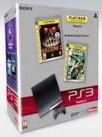 PlayStation 3 SLIM - 250 GB + Killzone 2 + Uncharted (PS3)