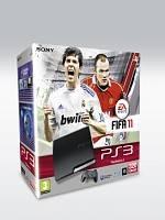 PlayStation 3 SLIM - 320 GB + FIFA 11 (PS3)