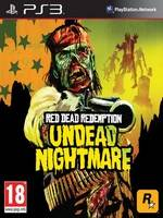 Red Dead Redemption: Undead Nightmare Pack (PS3)