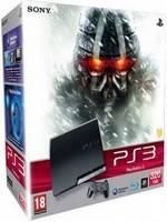 PlayStation 3 SLIM - 320 GB + Killzone 3 (PS3)