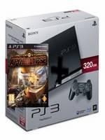 PlayStation 3 SLIM - 320 GB + MotorStorm 3 (PS3)