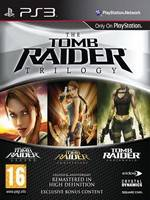 Tomb Raider Trilogy HD (PS3)