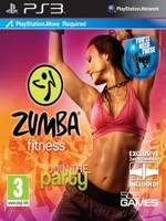 Zumba Fitness + Fitness Belt (PS3)